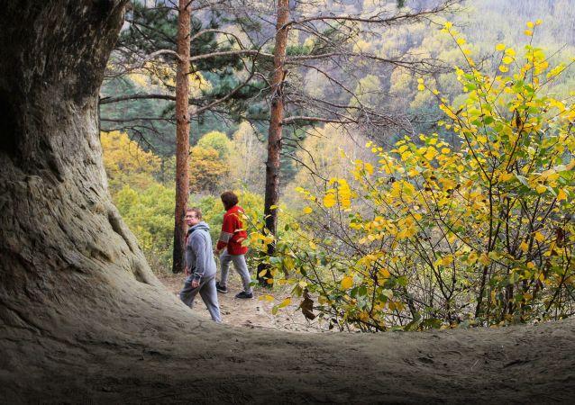 Park Kisłowodzki
