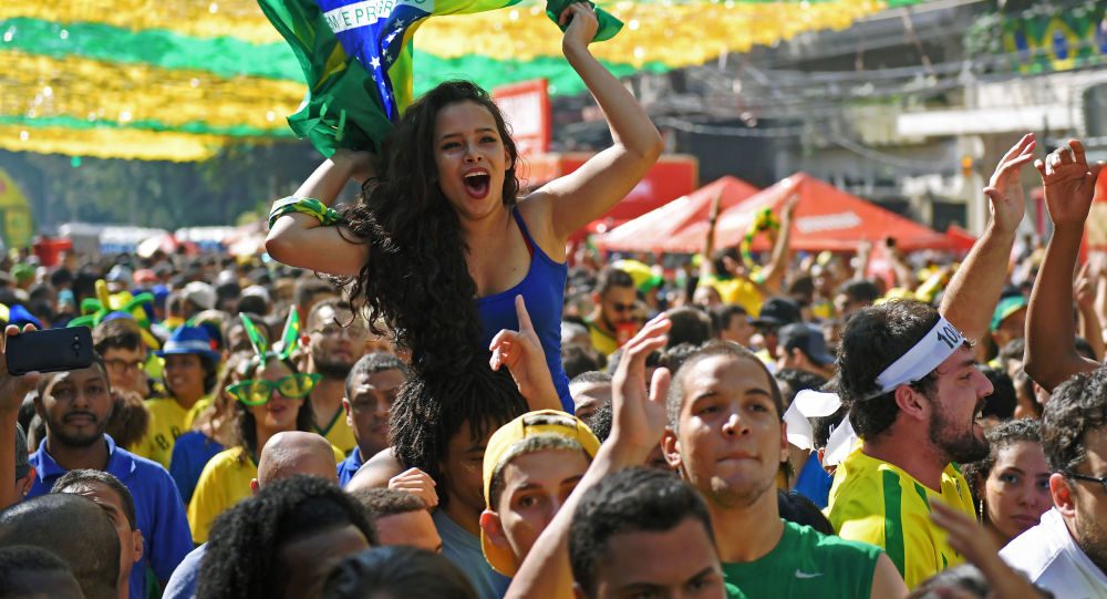 brazylijczycy opanowali kazań sputnik polska