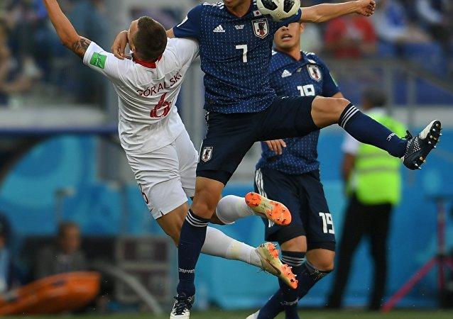 Mecz Polska Japonia MŚ 2018