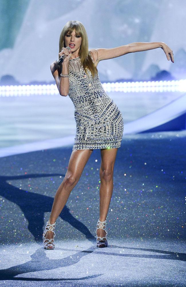 Śpiewaczka Taylor Swift
