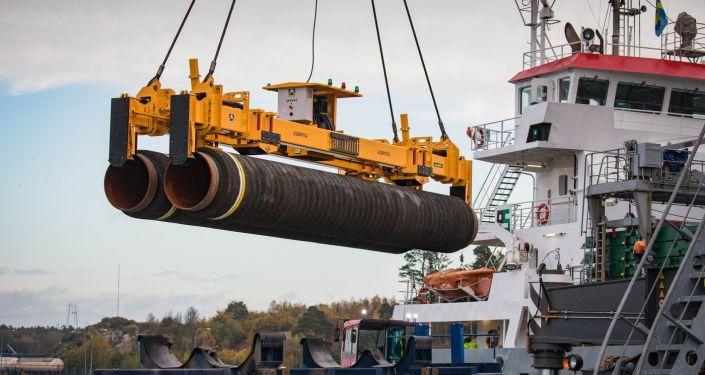 Nord Stream 2, Niemcy