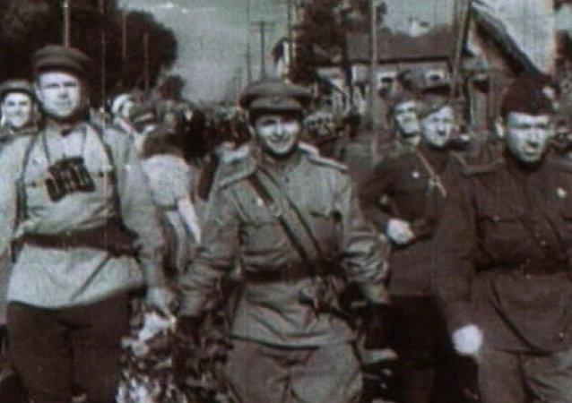74. rocznica wyzwolenia Mińska