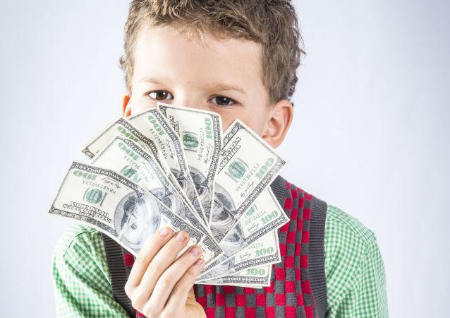 Dzieci w sieci zarabiają miliony