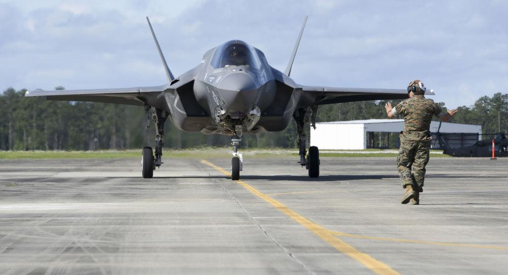 Amerykański myśliwiec piątej generacji F-35