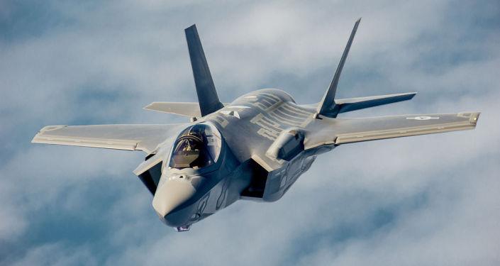 Myśliwiec F-35 Lightning II