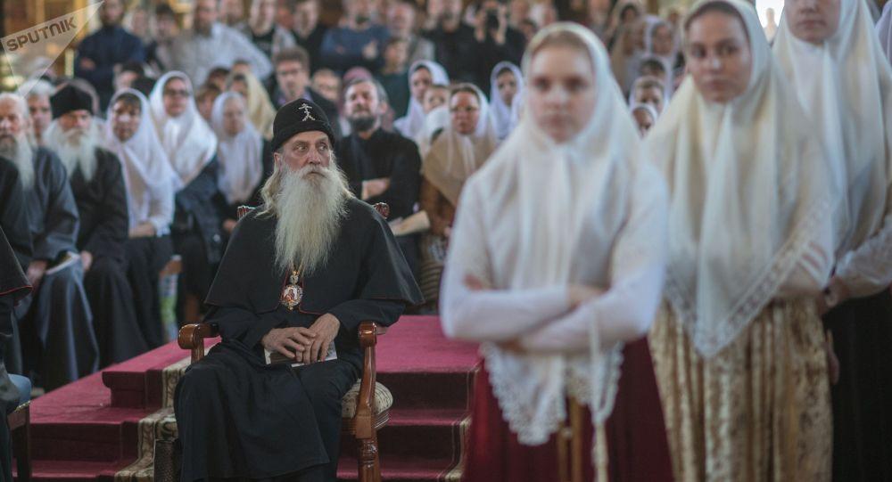 Zwierzchnik Rosyjskiej Prawosławnej Cerkwi Staroobrzędowej, metropolita Moskwy i Wszechrusi Kornili