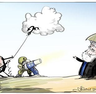 Iran: Izrael odwadnia nam chmury, kradnie śnieg
