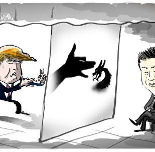 """Chiny oskarżyły USA o """"terroryzm psychologiczny"""""""