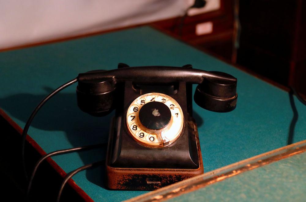 Radziecki aparat telefoniczny