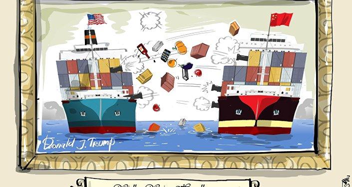 Wielka Wojna Handlowa 2018