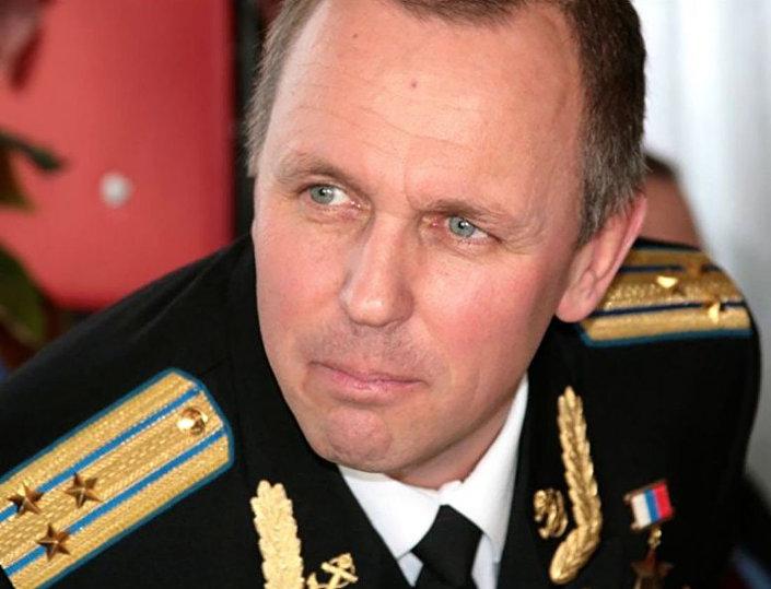 Pułkownik Igor Matkowskij