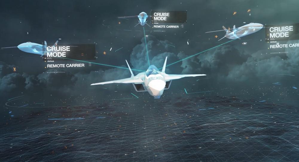 Projekt myśliwca szóstej generacji firmy Airbus