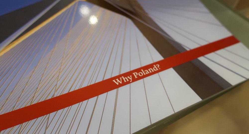 Dlaczego Polska. Materiały promocyjne