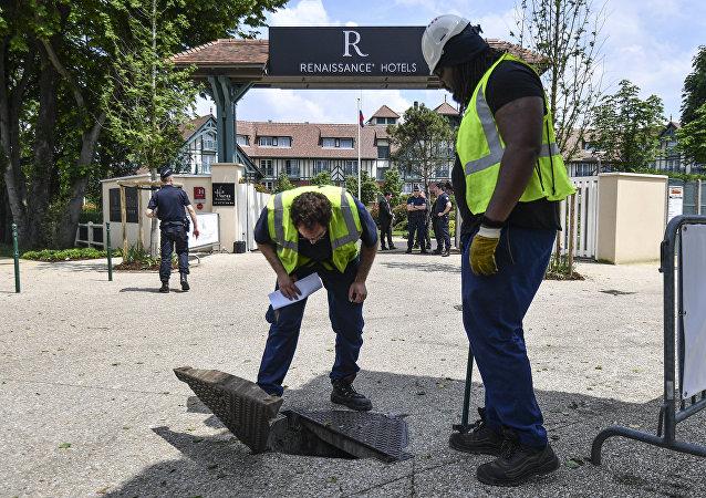 Pracownicy służb komunalnych