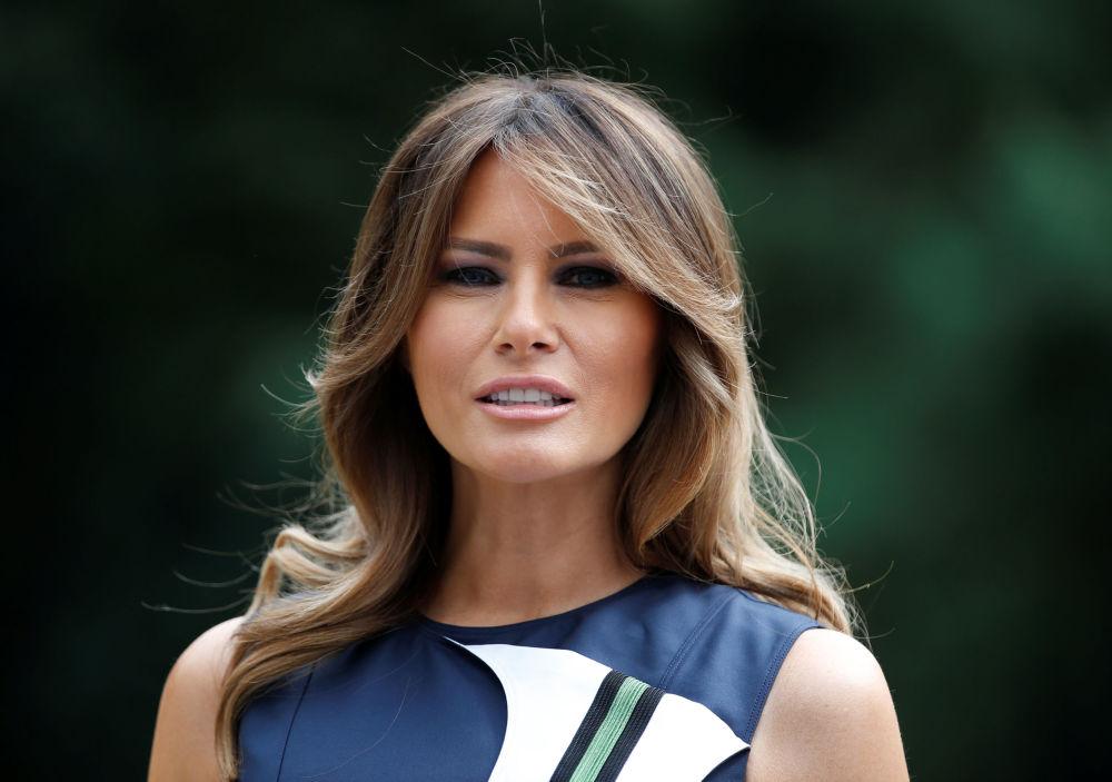 Pierwsza dama USA Melania Trump