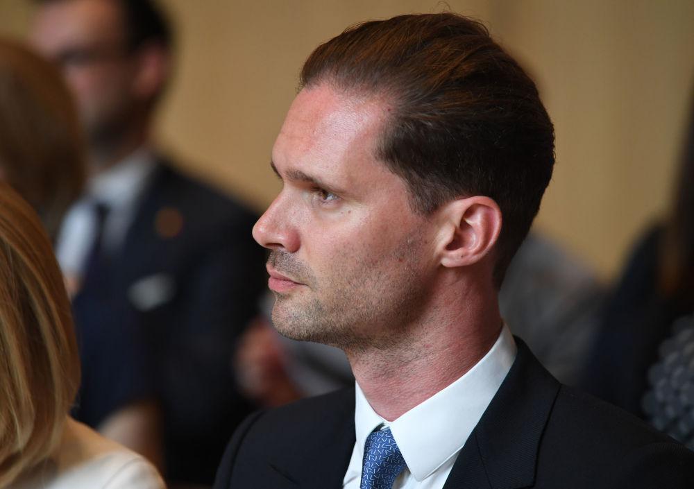 Mąż premiera Luksemburga Gauthier Destenay