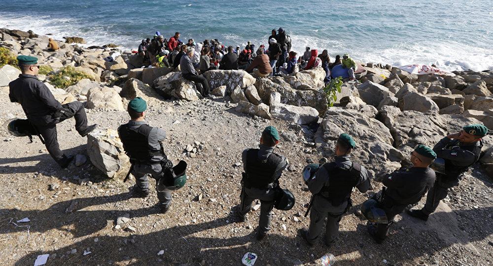 Migranci we Włoszech