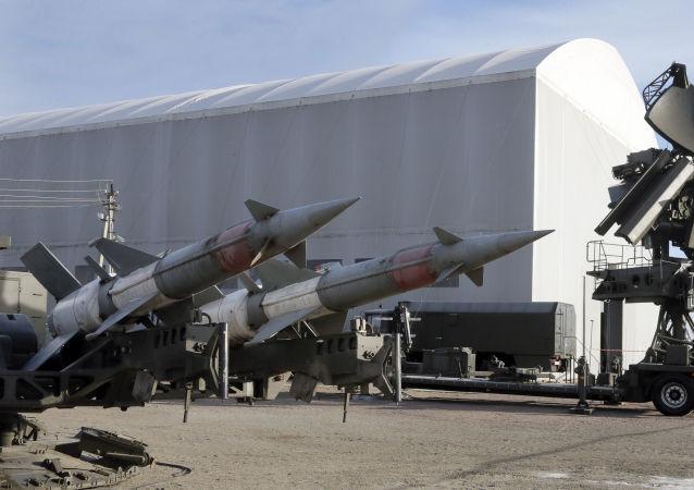 Systemy przeciwlotnicze Ukrainy