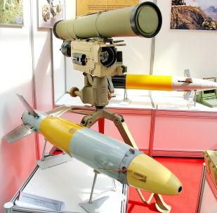 Przeciwpancerny kierowany system rakietowy 9M133 Kornet-E