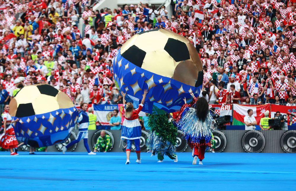 Ceremonia zamknięcia Mundialu 2018