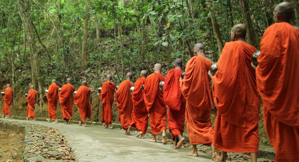 Tajscy mnisi