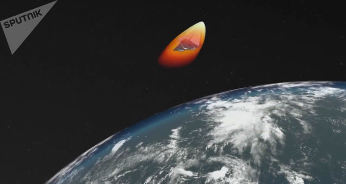 Wystrzelenia najnowszej rakiety Awangard