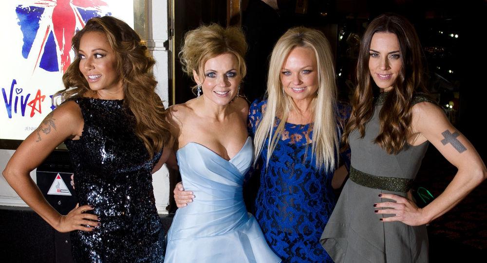 Wokalistki grupy Spice Girls