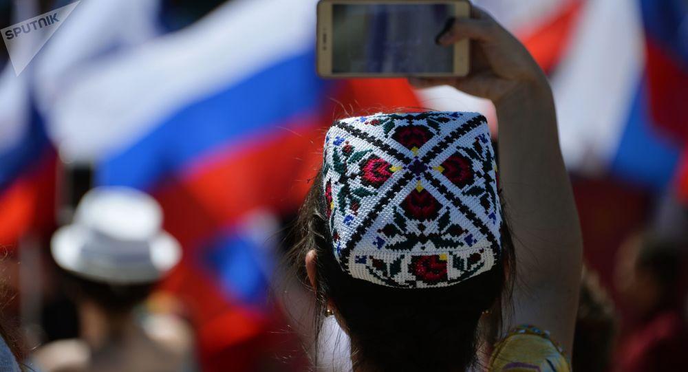 Dzień Rosji w Symferopolu