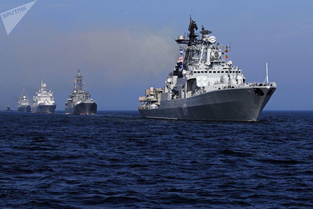 Okręt Siewieromorsk