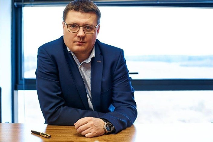 Dyrektor generalny firmy BELLA Vostok Jerzy Gorkowienko