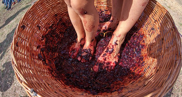 Festiwal wina na Krymie