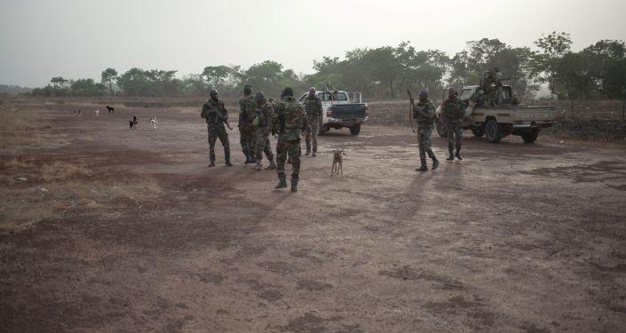 Republika Środkowoafrykańska