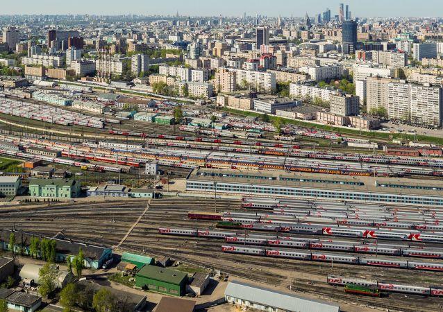 Kolej, Moskwa