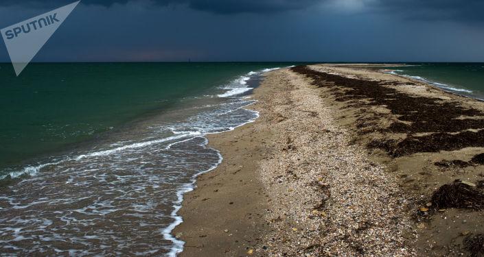 Krym nad Morzem Czarnym