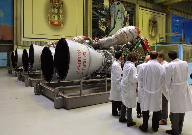Silnik rakietowy RD-180