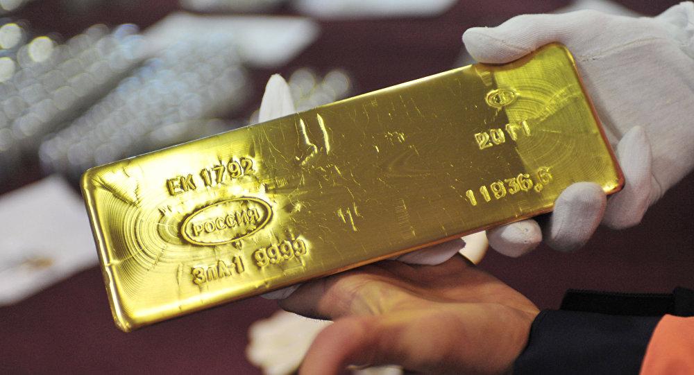 Sztabka złota