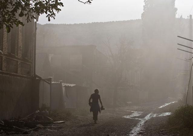 Strefa konfliktu gruzińsko-osetyjskiego, 2008 rok