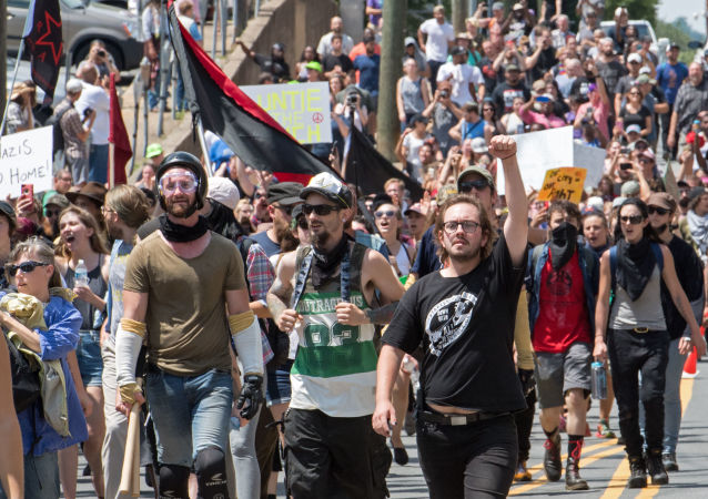 Protesty w Charlottesville