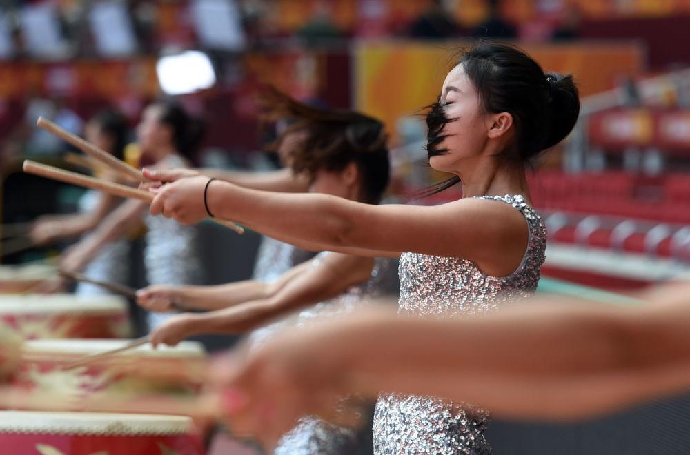 Przygotowania do Mistrzostw świata w lekkoatletyce w Pekinie