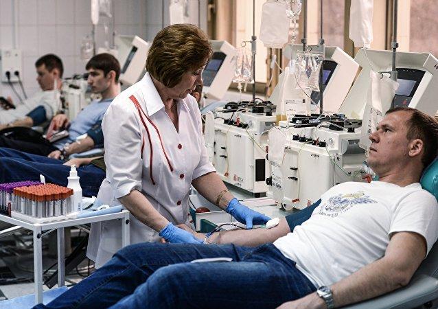 Akcja poboru krwi