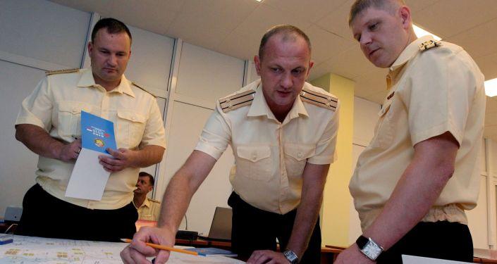 """Rosja i Chiny rozpoczęły manewry """"Morskie współdziałanie 2015 (II)"""""""