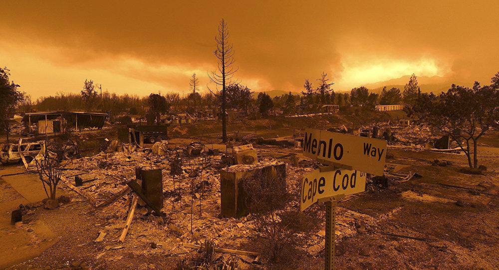 Pustkowie w Kaliforni