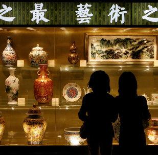 Wystawa w Szanghaju