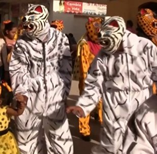 Parada w Meksyku