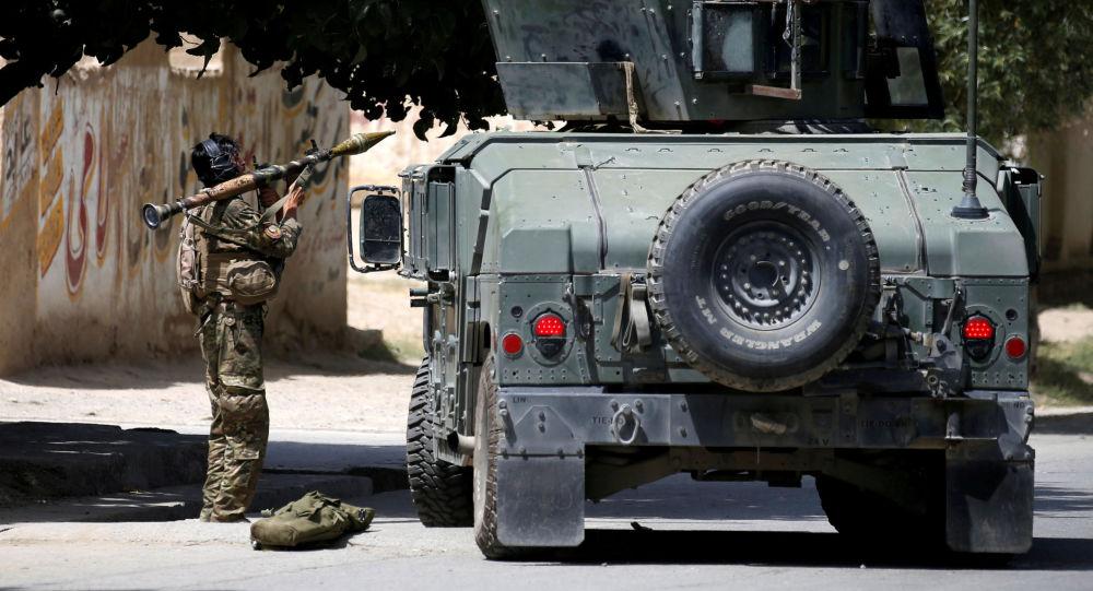 Afgańskie wojsko