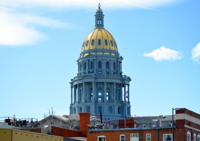 Kapitol w Kolorado, USA