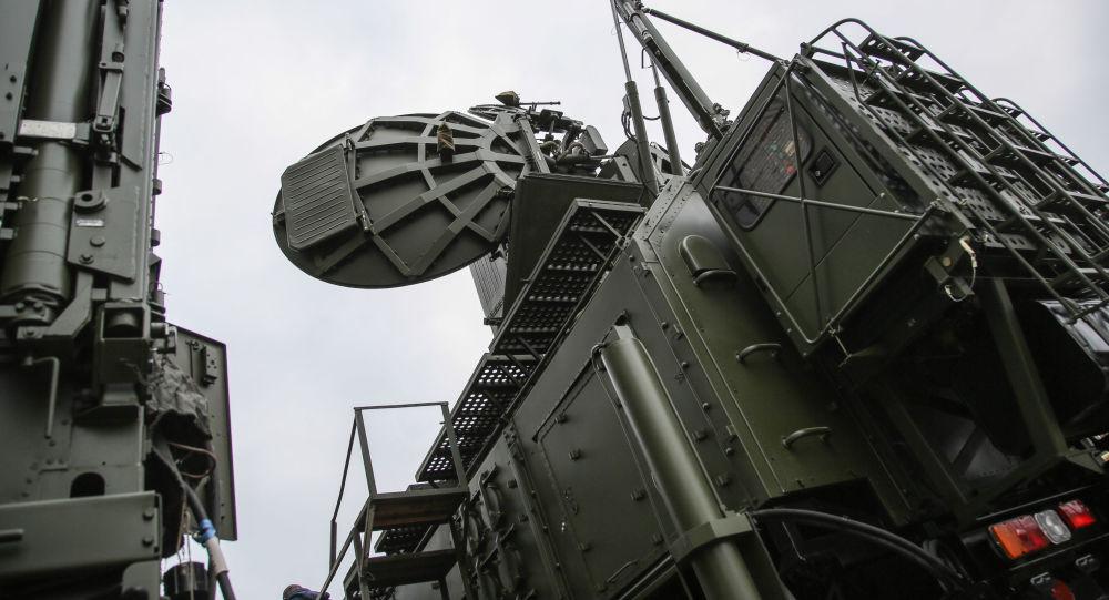 System walki radioelektronicznej Krasucha-4