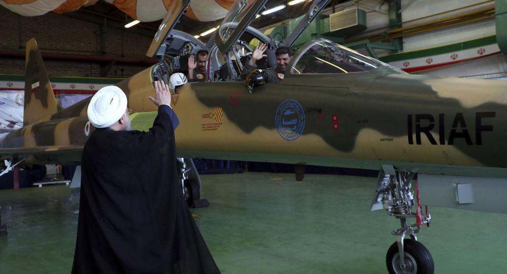 Irański niszczyciel Kowsar