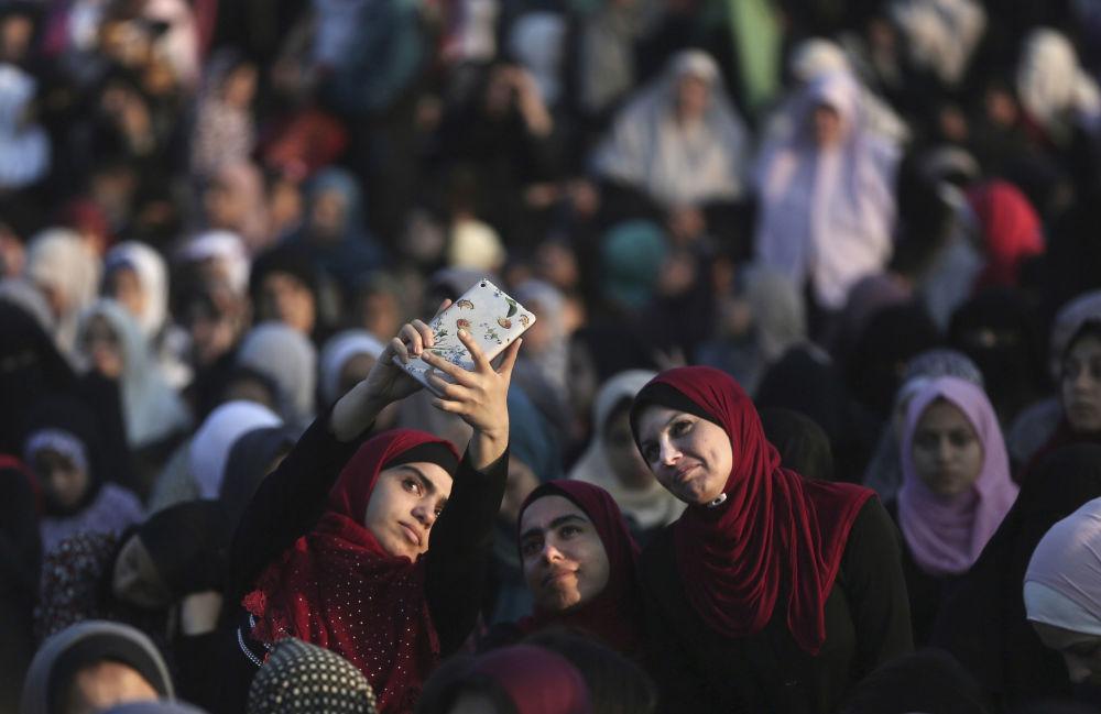 Kurban Bajram 2018 w Palestynie
