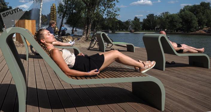 Letni odpoczynek w Moskwie